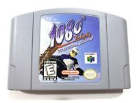 1080 SNOWBOARDING Nintendo 64 N64 Game - Tested, Working & Authentic!!