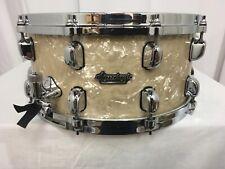 "Tama Starclassic Maple 14"" Diameter X 6.5"" Deep Snare Drum/Vintage Marine Pearl"
