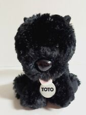 Turner Entertainment The Wizard of Oz Toto Black Terrier Dog Plush