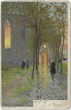 Nieuwpoort Nieuport L'Eglise 1905