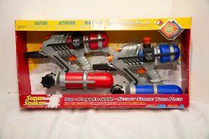 SUPER SOAKER Secret Strike Air Pressure Water Gun Retro item -Brand New In Box-