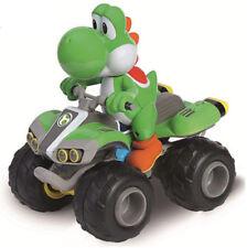 Mario Kart 8 Yoshi 2.4 GHz controlados por radio RC Quad Bicicleta Auto baterías inc. 1:20