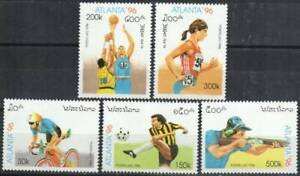 Laos Stamp - 96 Summer Olympics Stamp - NH