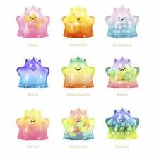 POP MART YUKI Random Unopened Blind Box Colorful Transparent Mini Figure Art Toy