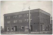 1912 Prince Albert, Saskatchewan, Canada - REAL PHOTO Hotel & Billiard Hall