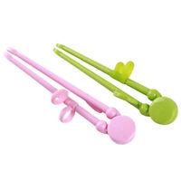 Children Kids Easy Use Beginner Chopsticks Cartoon Training Helper Learning LJ