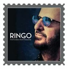 Postcards from Paradise by Ringo Starr Music CD Beatles 11 Tracks Sealed 2015