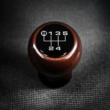 Audi 5 Speed Wood Shift Knob C4 Typ 4A 100 S4 Ur-S4 Plus S6 Plus Ur-S6 C4 Typ 4A