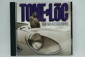 Tone-Loc : Loc-ed After Dark  CD Album  (US 1st Press 1989)  Wild Thing - HTF
