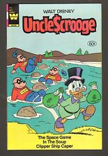 Uncle Scrooge - #205 - Whitman Walt Disney - 1983 (Grade 8.0)WH