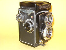 Yashica C - vintage TLR in extremely good cosmetic condition...