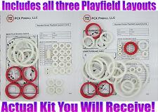 1982 Gottlieb Haunted House Pinball Machine Rubber Ring Kit