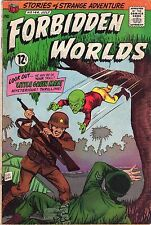 Forbidden Worlds #144 - Martian/Little Green Man Cover - 1967 (6.5) Wh
