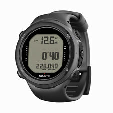 SUUNTO COMPUTER SUBACQUEO SUB DIVING D4I NOVO BLACK CON INTERFACCIA COMPRESA 1A