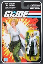 2017 GI Joe Physicist GI Jane Club Exclusive Subscription FSS 5.0 MOC