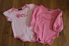 Toddler Girl Pink Chicago Bears One Piece tops 18 months