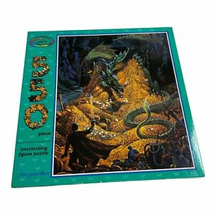 Ceaco The Guardian 550 Pieces Puzzle NEW