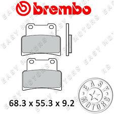 07GR77.SA COPPIA PASTIGLIE FRENO BREMBO ANTERIORE APRILIA SHIVER GT ABS 750 09>