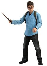 "Harry Potter Deathly Hallows - 7"" Harry Potter in Casual Outfit - NECA Series 1"