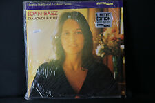 Nautilus Super Disc NR12 (1980) JOAN BAEZ Diamonds & Rust 1/2 Speed Master NM!