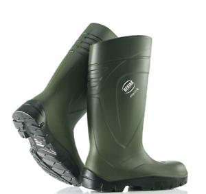 NEW Bekina Steplite X Green SOFT TOE Wellington Boots + Royal Mail TRACKED DEL!!