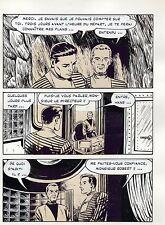 ILS ONT FUIT DE VENUS PLANCHE DE MONTAGE ORIGINALE METEOR AREDIT PAGE 7