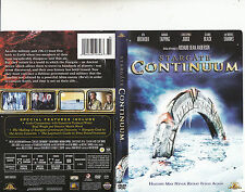 Stargate Continuum-2008-Ben Browder-Movie-DVD