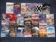 RARE Nintendo 3DS Kid Icarus Uprising AR Card Pack 380 cards set PROMO JAPAN FS