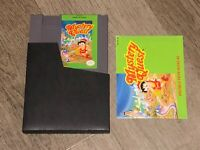 Mystery Quest w/Manual & Sleeve Nintendo Nes Cleaned & Tested Authentic