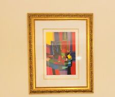 Marcel Mouly   Authentic Limited Edition Lithograph Print Signed By The Artist