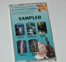 In Harmony with Nature: An Environmental Experience: Sampler Cassette Tape
