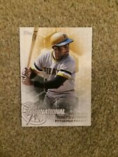 +++ ROBERTO CLEMENTE 2018 TOPPS AIA BASEBALL CARD #IA33 - PITTSBURGH PIRATES +++