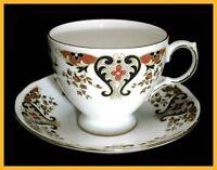 Colclough Royale Cups & Saucers - 1st Quality