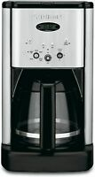 Cuisinart Brew Central DCC-1200P1FR  12-Cup Stainless Coffeemaker -Refurbished