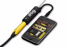 iRIG IK Multimedia GUITAR midi Interface for iPhone/iPod/iPad pro tools