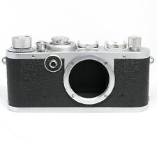 :Leica Leitz If 35mm Film Camera Body #575126 (Needs Service)