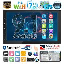 "7"" Android 9.1 Autoradio 2DIN GPS Navi WiFi FM Radio Reproductor MP5 Bluetooth"
