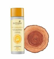 Bio Sandalwood Ultra Soothing Face Lotion From Biotique With SPF 50+ of 120 ml