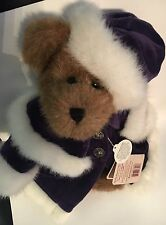 Boyds Bears  Plush Paigley B. Plumbeary QVC Exclusive Rare  #93346V