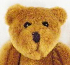 Boyds Teddy Bear Archive Collection Light Brown Plush Jointed 8in.