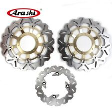 Fit Honda CBR1000RR 2004 2005 CBR RR 1000 Front Rear Brake Disk Rotors Discs