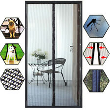 Magnets Anti-Insect Bug Mosquito Door Window Curtain Net Mesh Screen Protector