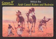 Caesar Miniatures 1/72 Scale Biblical Era Arab Camel Riders & Bedouin CMF23 NEW!