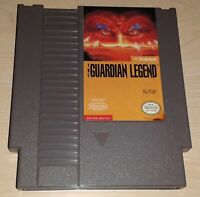 The Guardian Legend Nintendo NES Vintage classic original retro game cartridge
