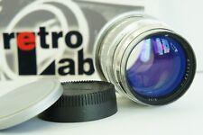 For NIKON F! Lens JUPITER 9 F2 85 mm (CARL ZEISS Sonnar copy) 15 blades! TEST!