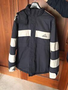 Schicke Herren-Winterjacke Adidas Gr. 56 nagelneu