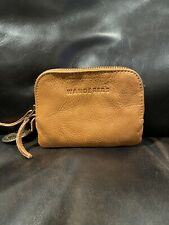 Wanderers Tan Venetian Card Wallet