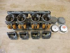 1983 Honda CB650SC CB650 Nighthawk H1409-5' carburetor carb assy set #1