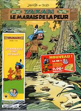 YAKARI n°33 # LE MARAIS DE LA PEUR # EO 2007 # NEUF AVEC FICHES LES INCOLLABLES