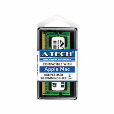 4GB PC3-8500 1066 Apple MacBook Pro iMac Mac MINI Mid 2009 mid 2010 MEMORY RAM